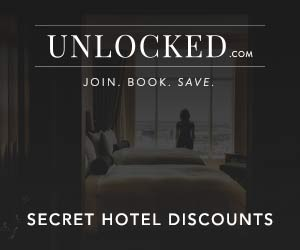 Unlocked: Join. Book. Save