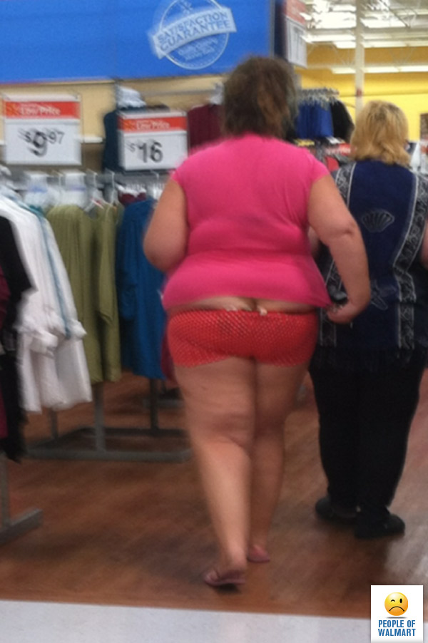 Pity, Amature female in booty shorts at wal mart