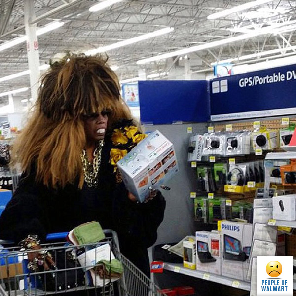 People Of Wal Mart - 34 Pics