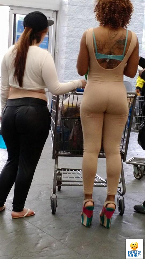 nude hotties at walmart