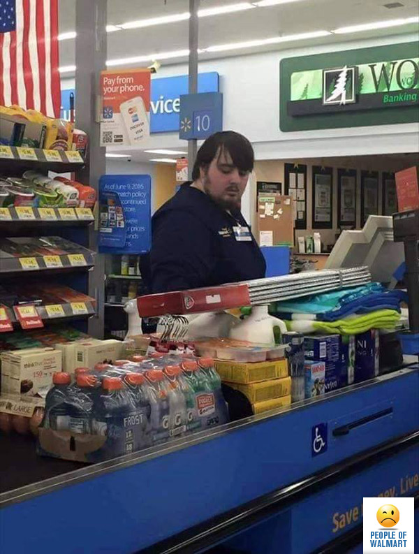 10+ Funny Pictures Of Walmart People That Really Exist