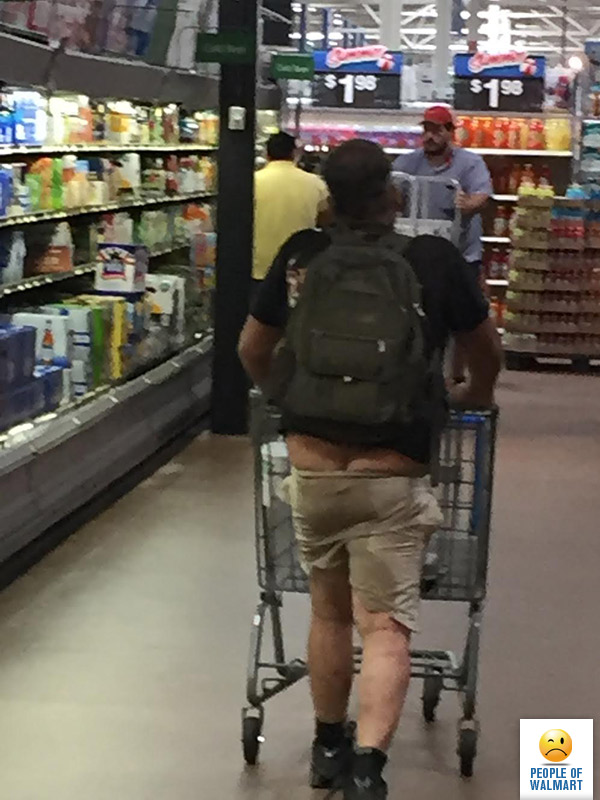 People Of Walmart Funny Pictures Of People Shopping At