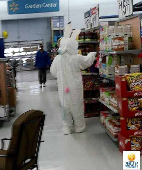 People of walmart funny pictures of people shopping at for Easter tattoos walmart