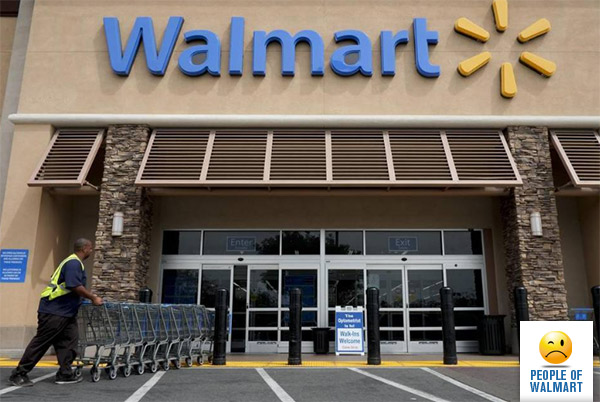 Man In Walmart Sets Underwear On Fire