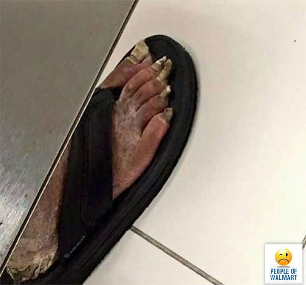Say No To The Toe