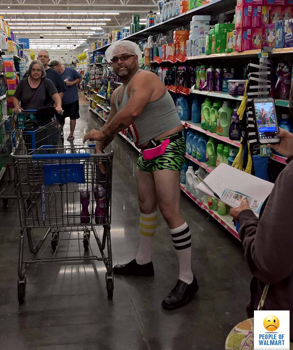Pow Wannabe People Of Walmart People Of Walmart