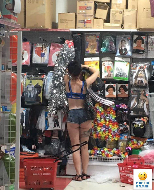 People of The Party Store - People Of Walmart : People Of Walmart