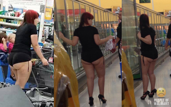 Yummy Bottom Biscuits 20 Photos - Page 8 Of 20 - People Of Walmart  People Of Walmart-4350