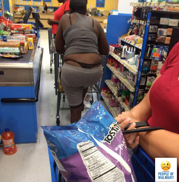 Out With The Kiddies - People Of Walmart : People Of Walmart