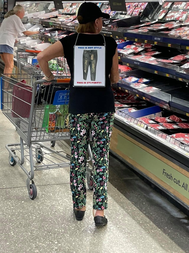 cool pants hater