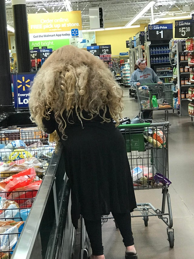 Hagrid Wife